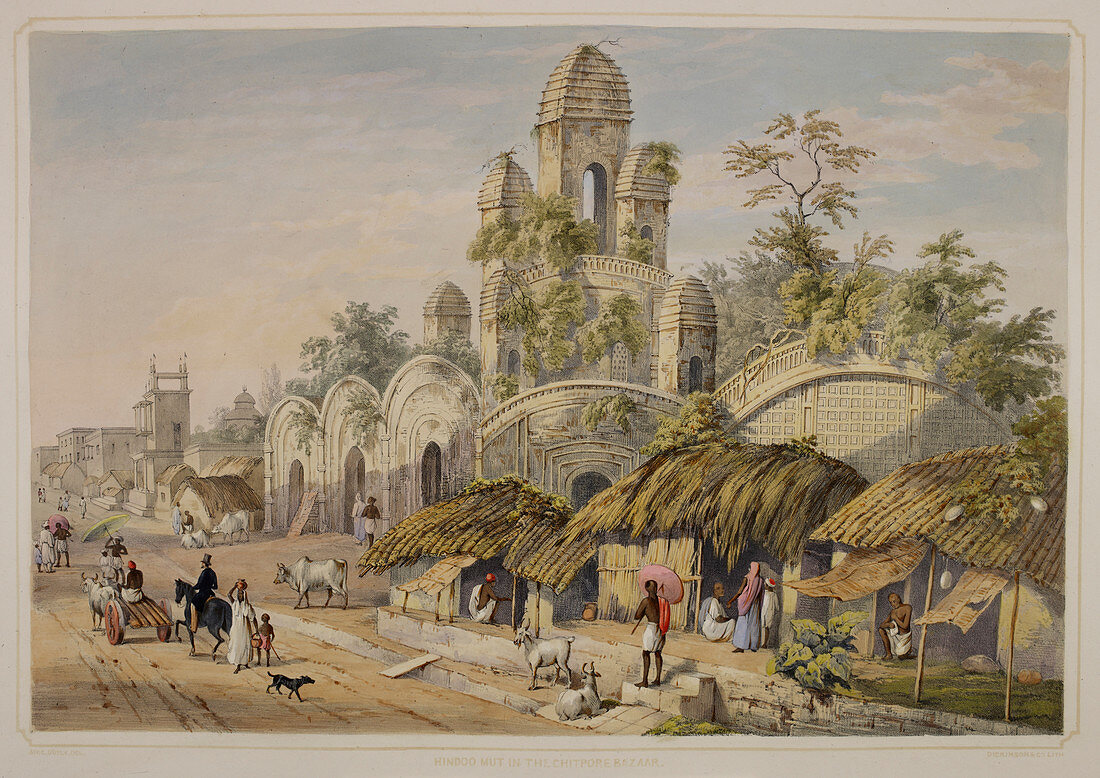 Views Of Calcutta And Its Environs