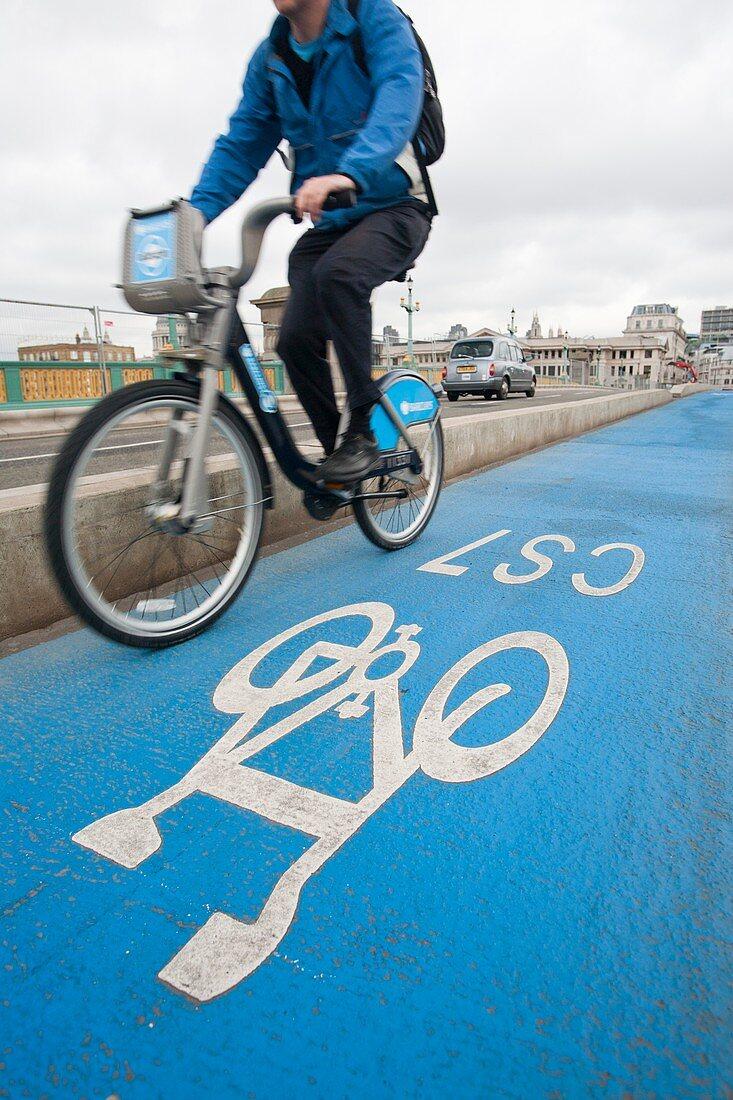 Cycle Superhighways