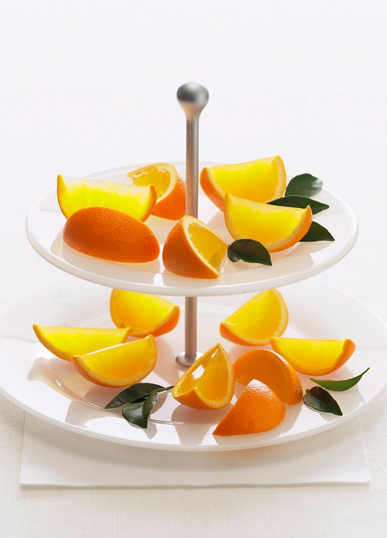 Fresh Orange Jellies
