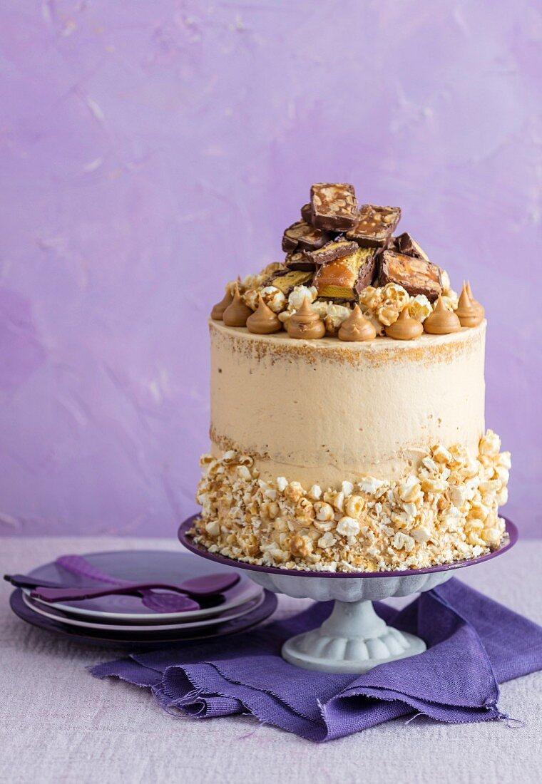 Pimped Nut Cake