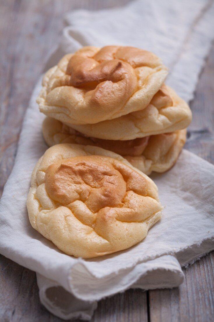 Cloud Bread (carb-less rolls)
