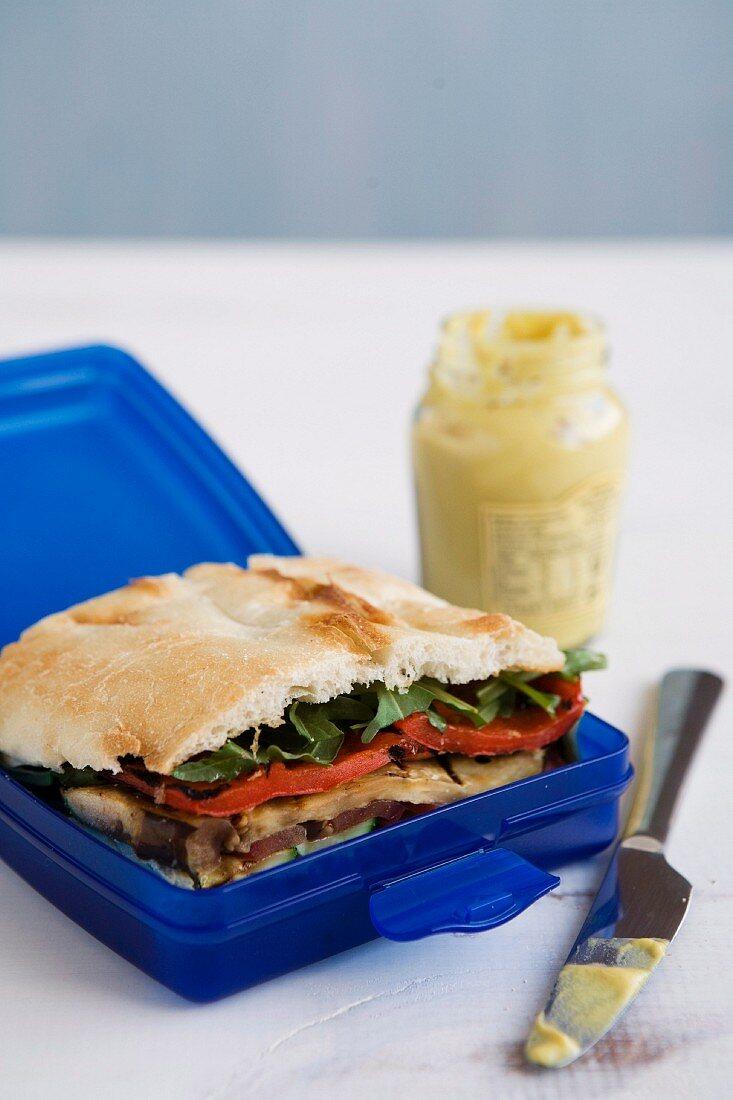 Sensational Sandwich for Lunch