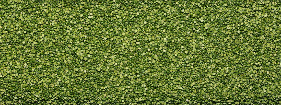 Lots of split peas