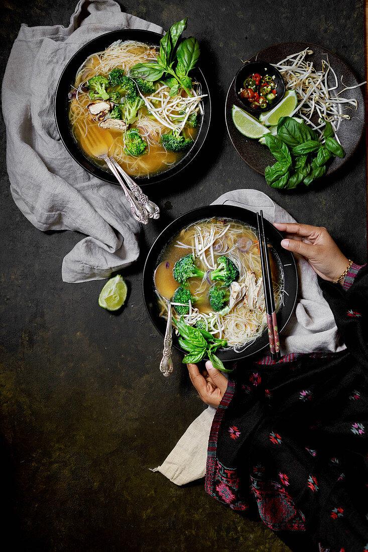 Pho - Noodle Soup, Vietnam