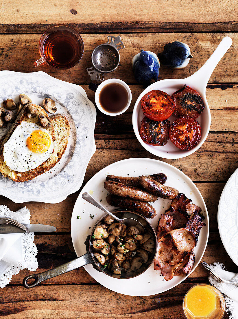 The Big Country Breakfast