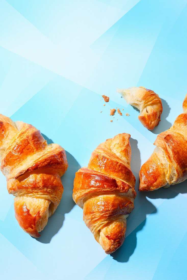 Croissants (trend from the 2000s)