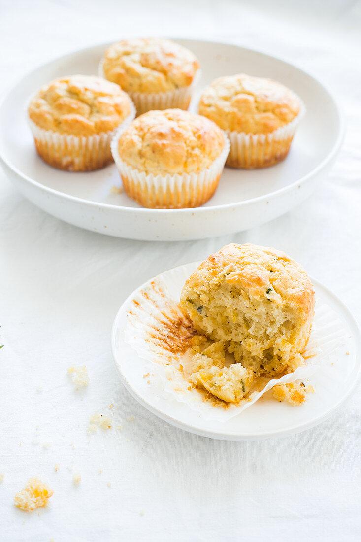 Gorgonzola muffins