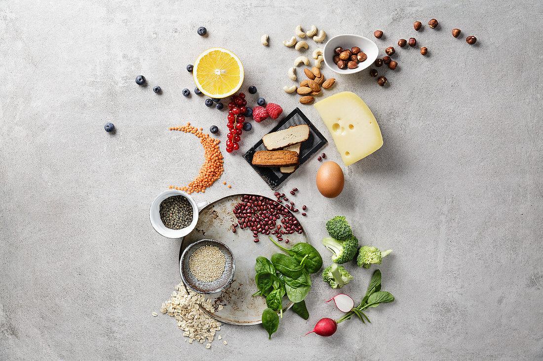 Low-carb veggie basics
