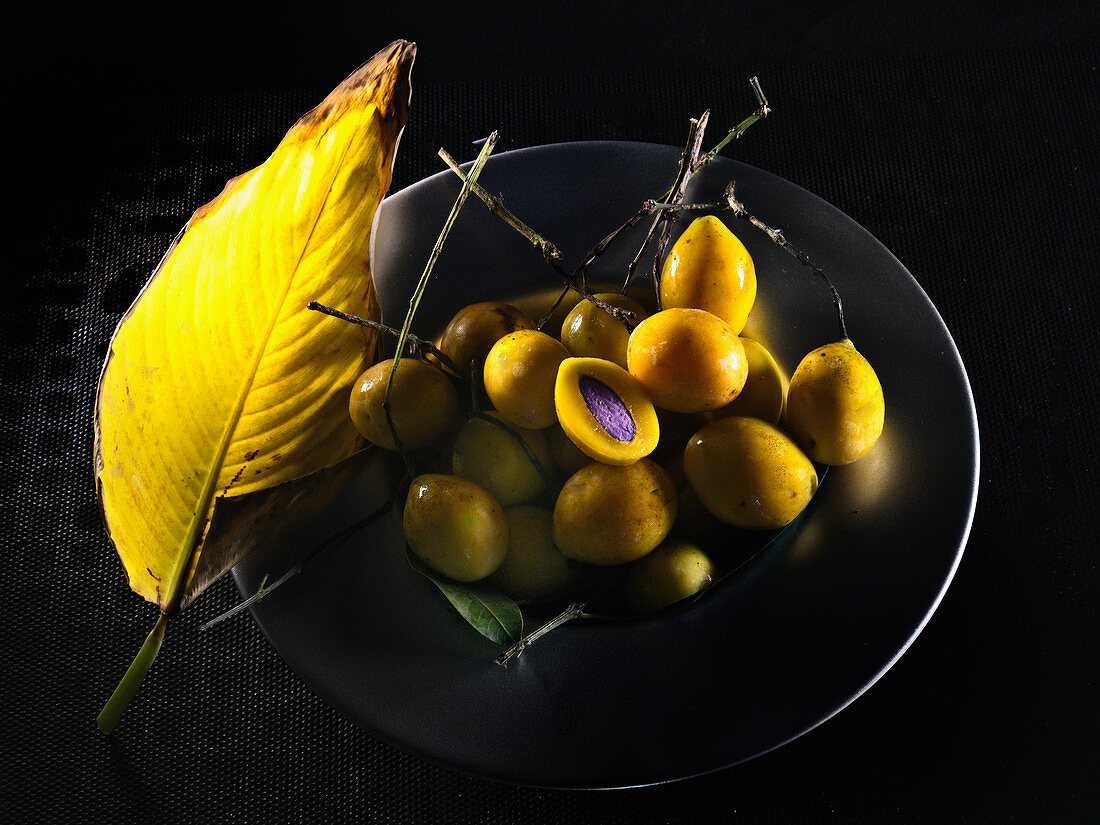 Sapodillas from Thailand