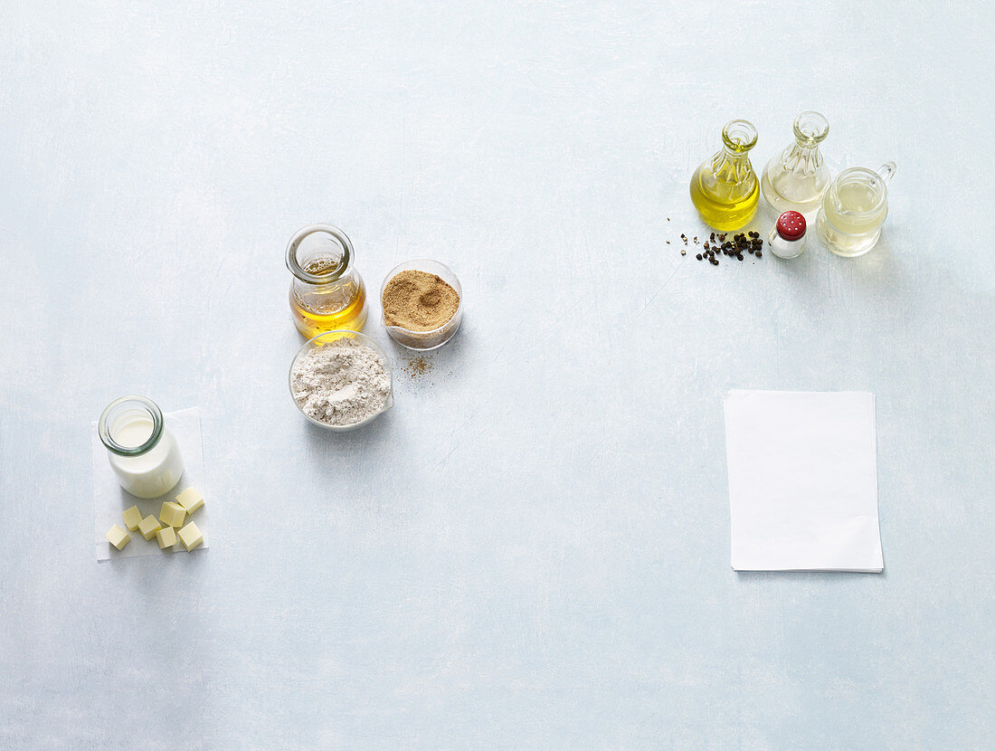 Clean-eating basic food