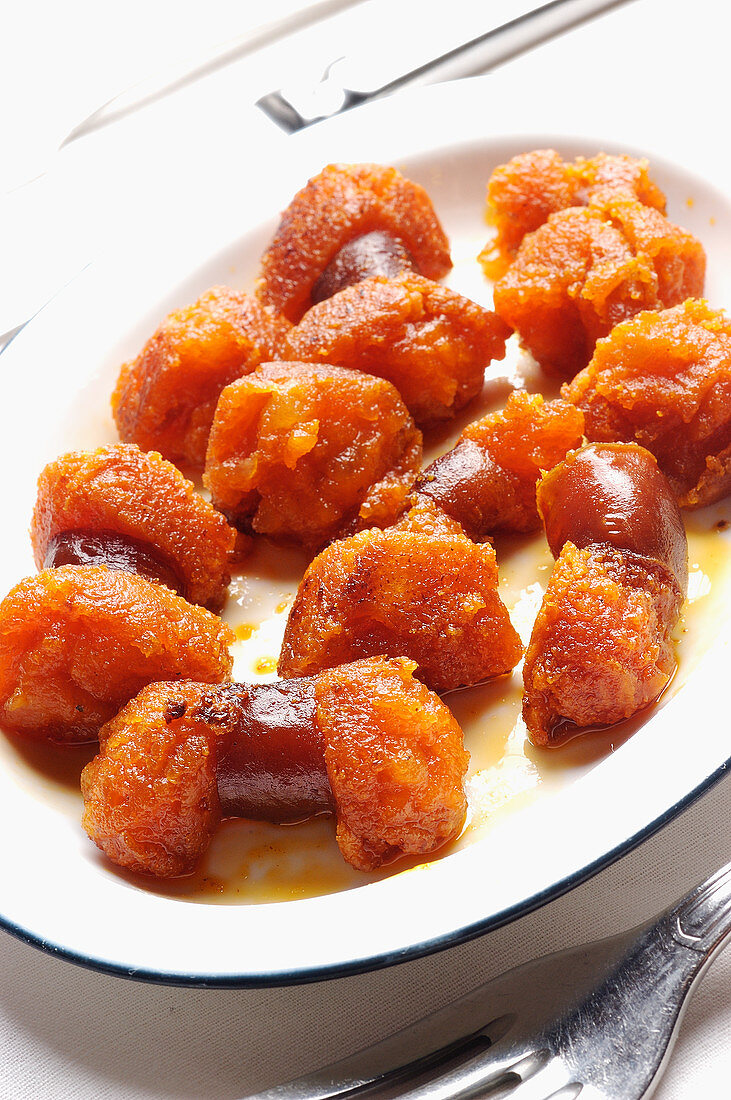 Farinheira (Portuguese sausage)
