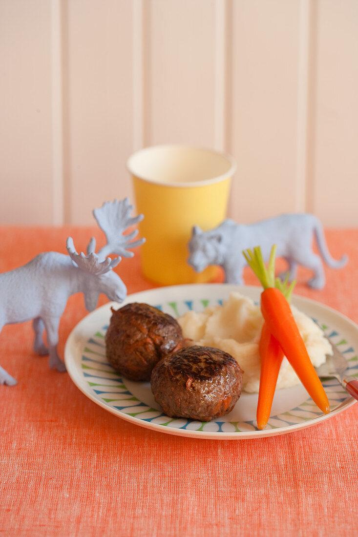 Carrot Meatballs