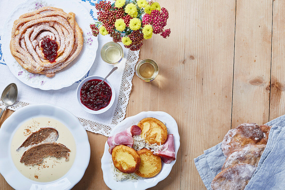 South Tyrolean specialties