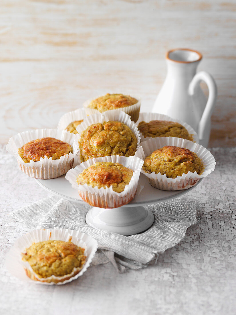 Breakfast muffins (low carb)