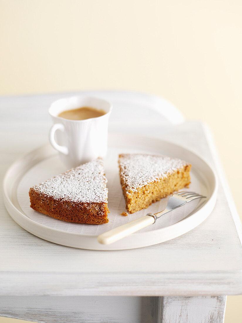 Matzo Honey Cake License Images 12486374 Stockfood