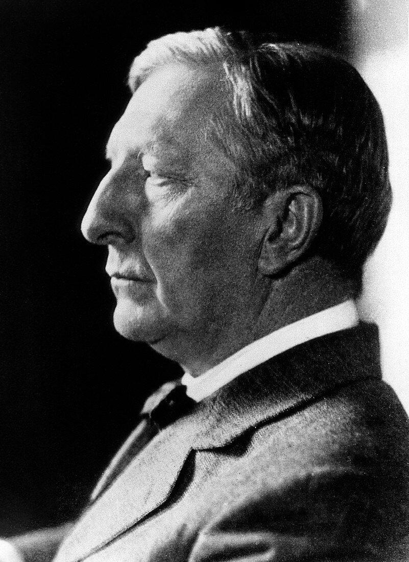 William McDougall, British psychologist