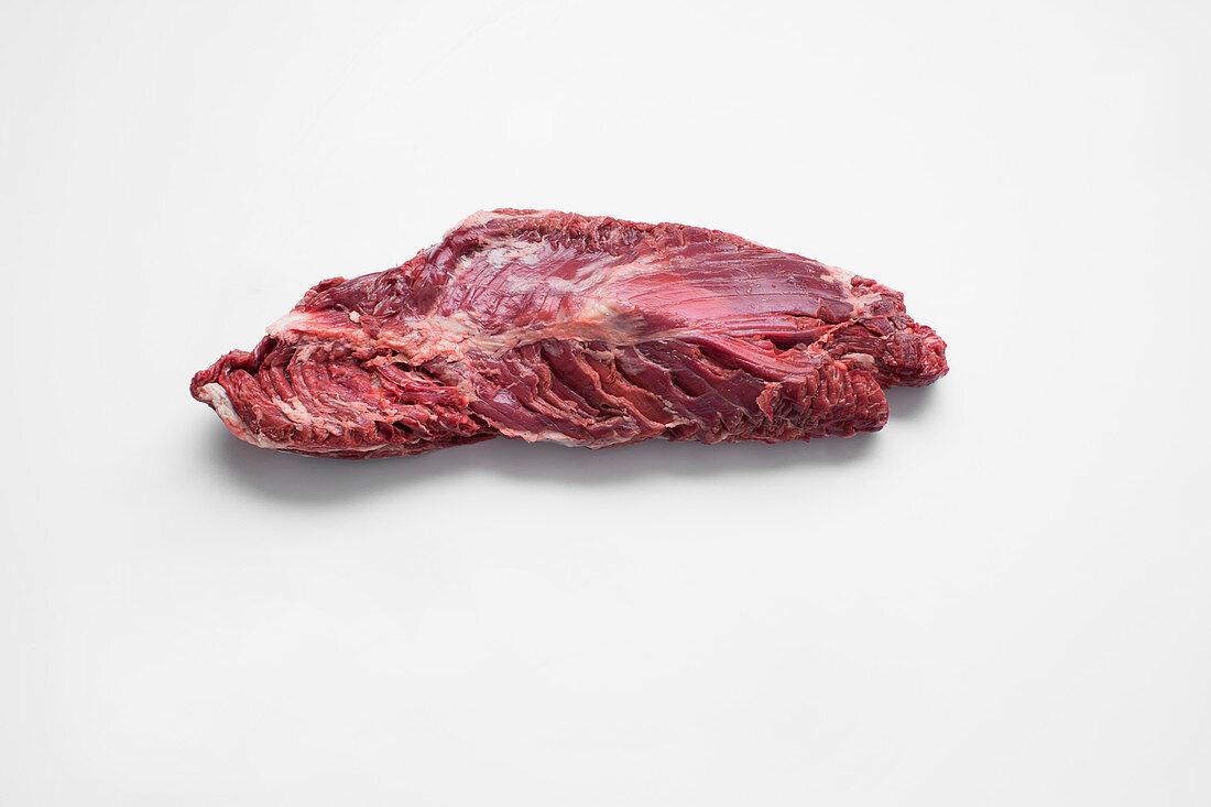 A whole hangar steak