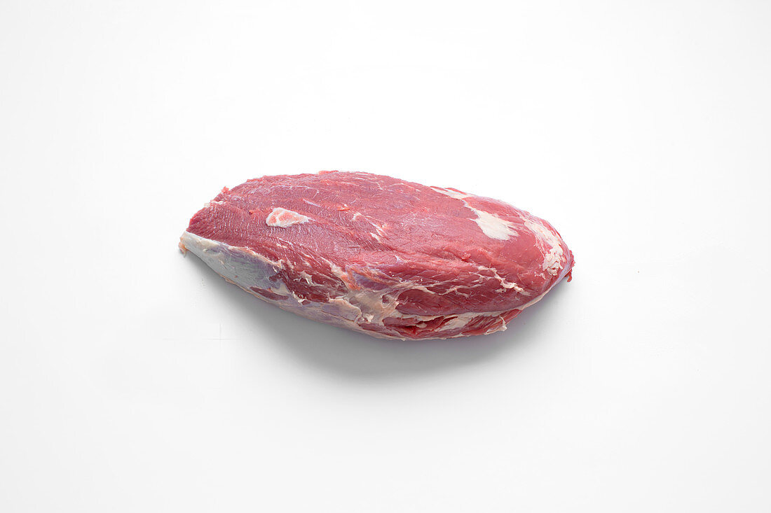 Round thick flank of beef