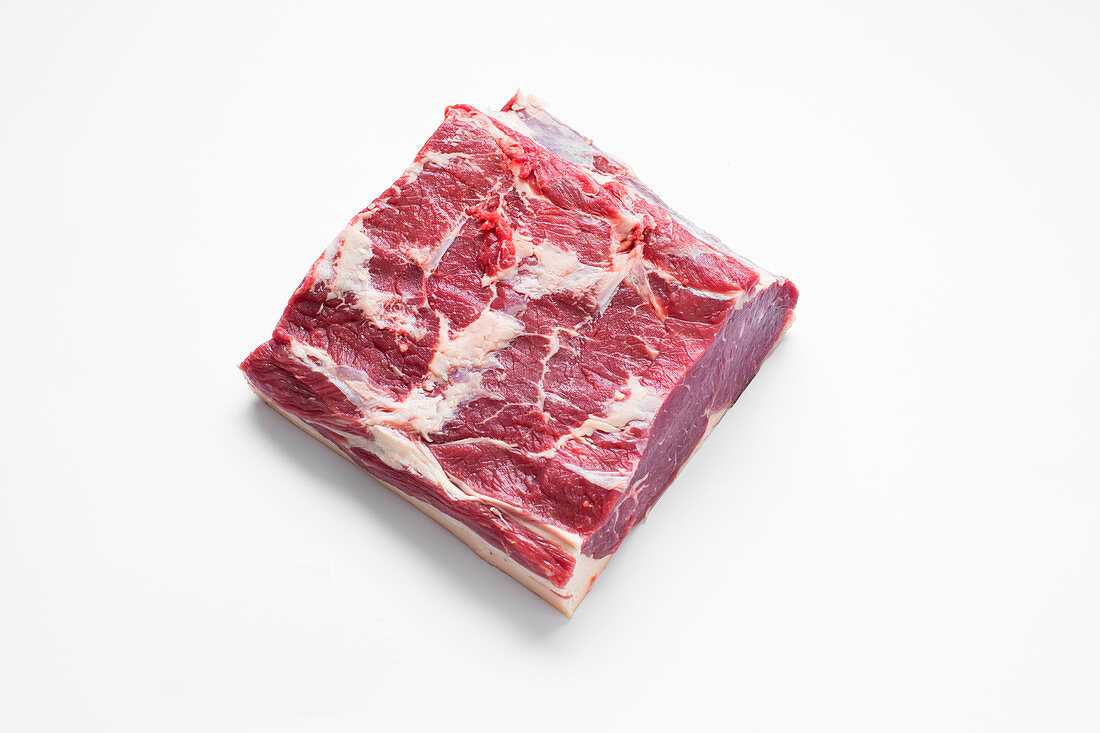 A whole boneless roasting joint (strip loin)