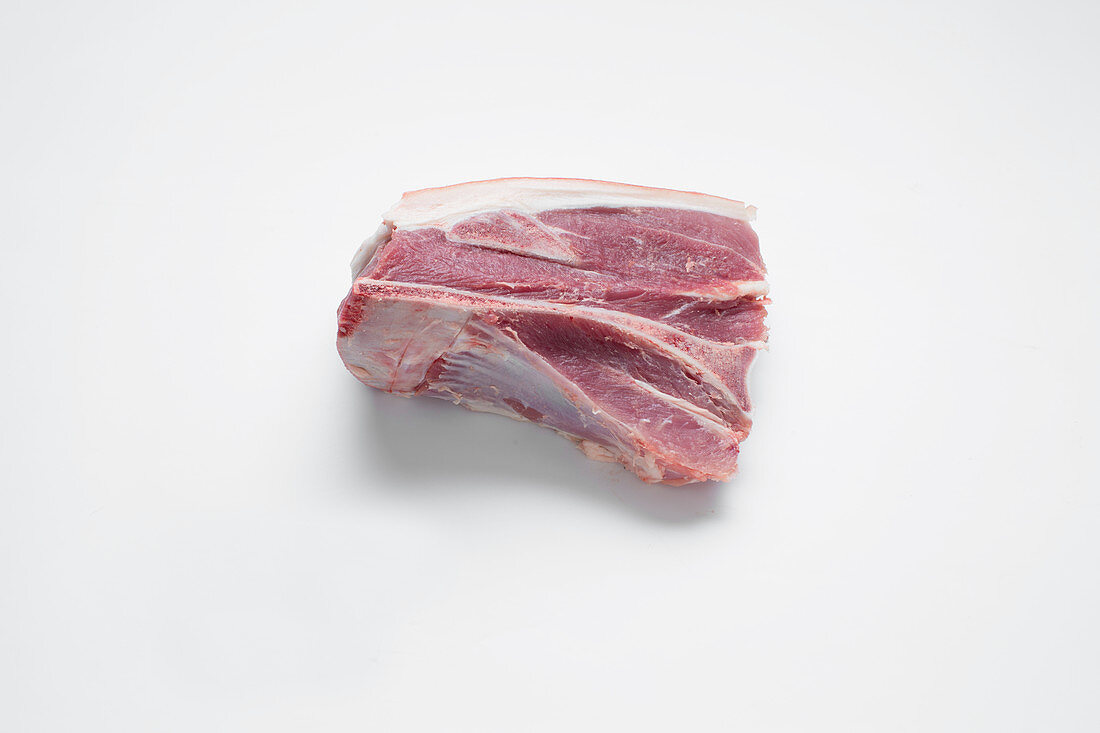 Rear cut of pork