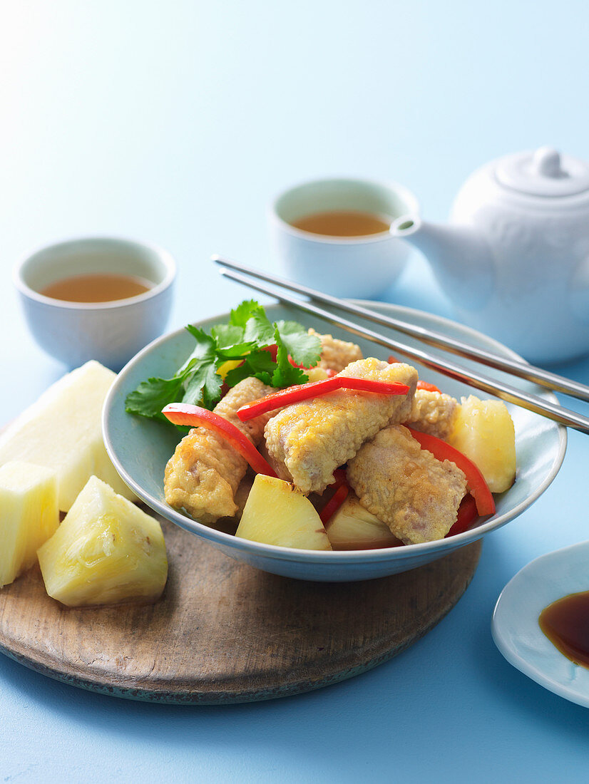 Sweet and Sour Double-cooked pork