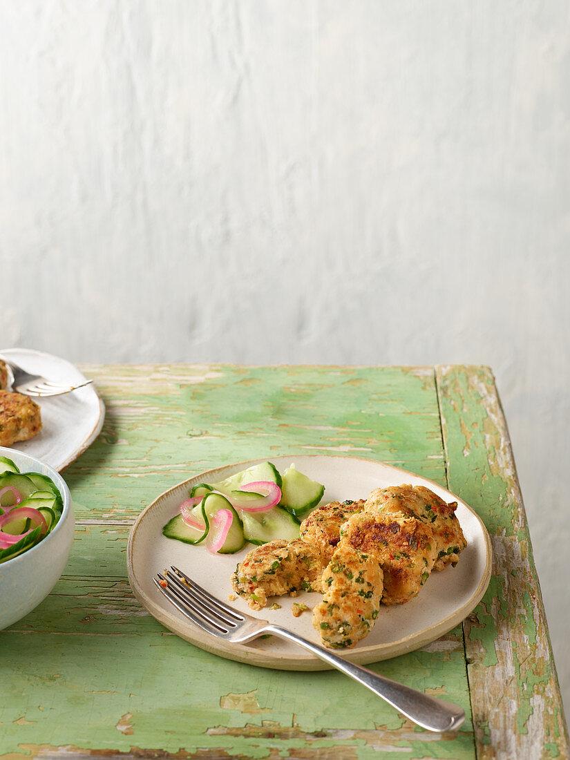 Thai Fish Cakes (Thailand)