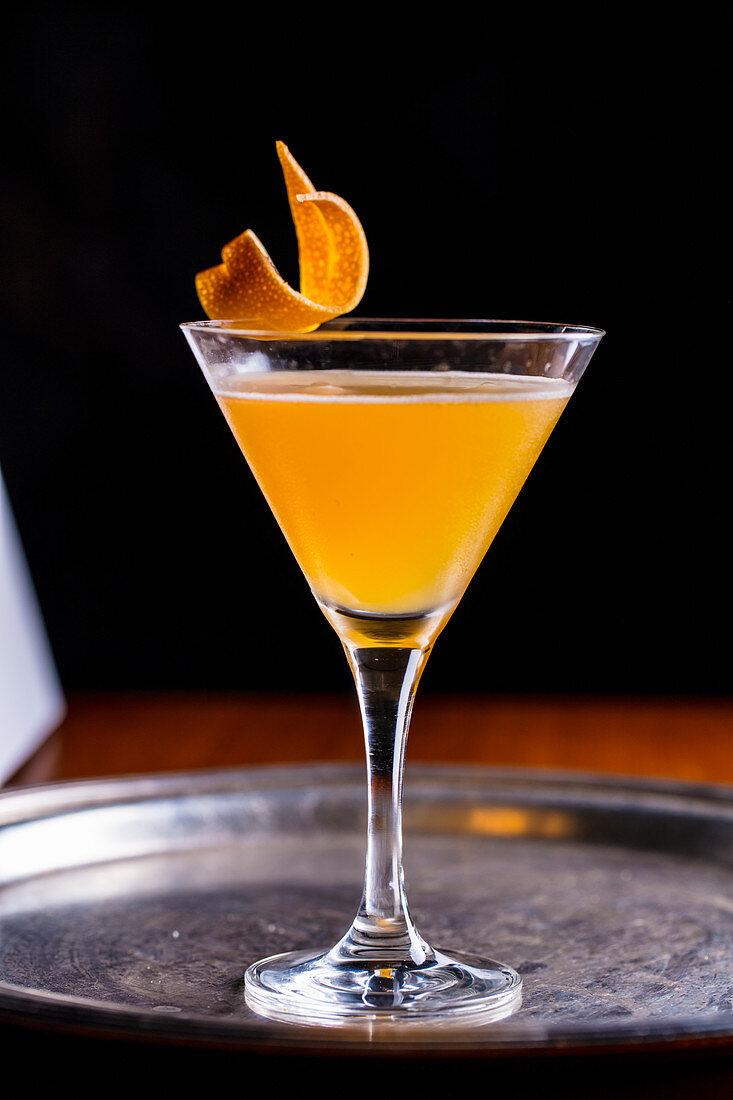 Orange Blossom cocktail