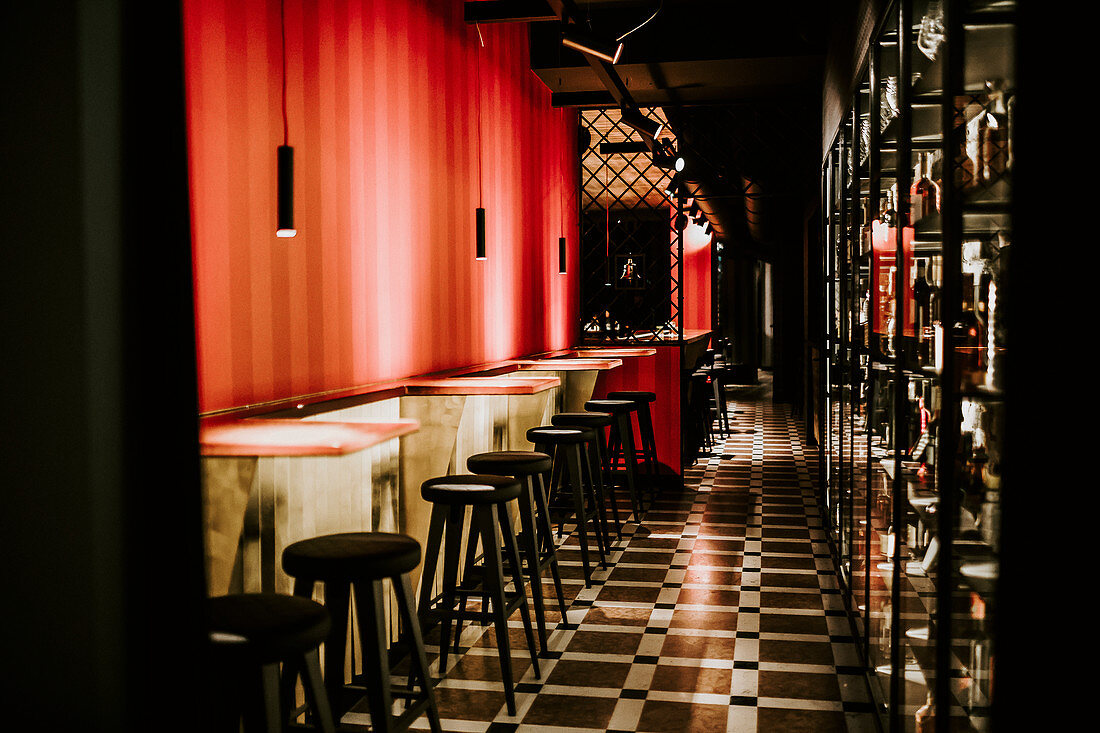 'The Grid Bar', Cologne, Germany