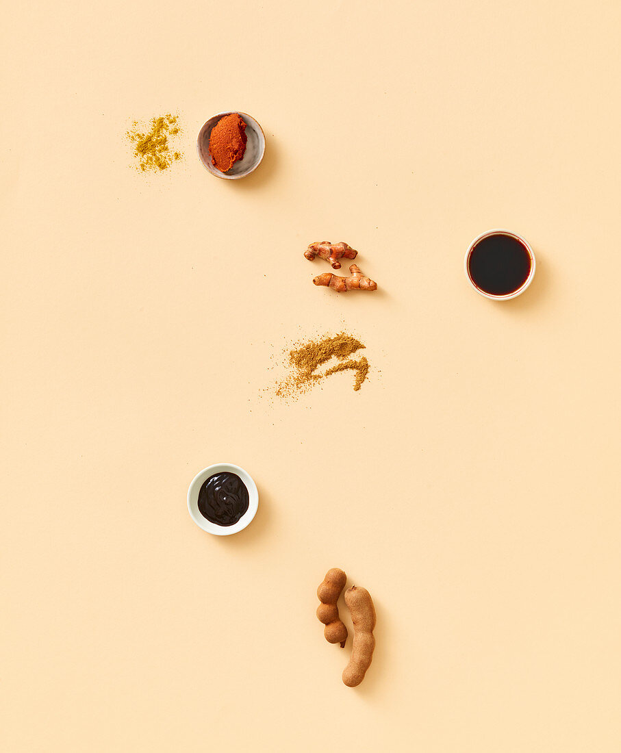 The best stir-fry spices and spice pastes