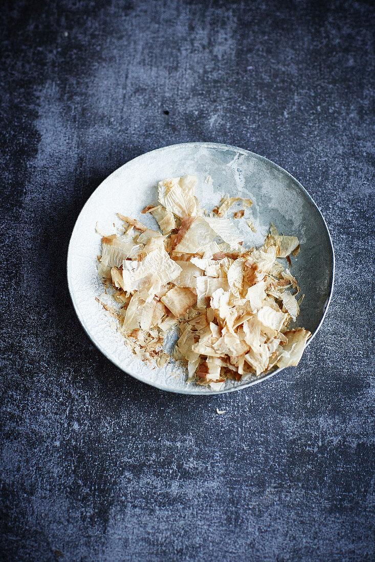 Katsuobushi flakes