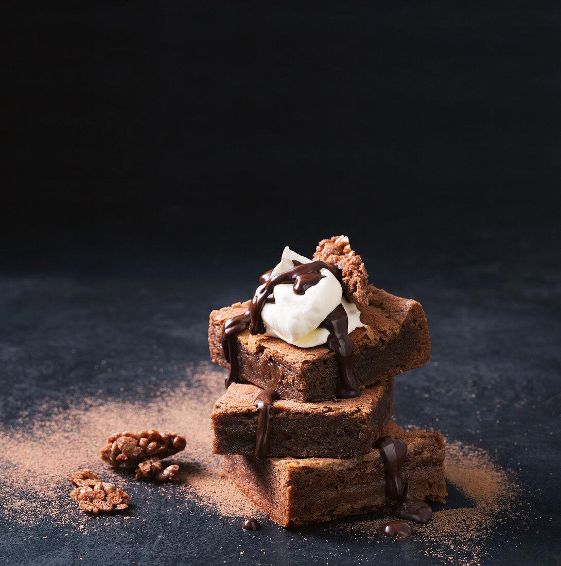 Milo brownies (Australia)