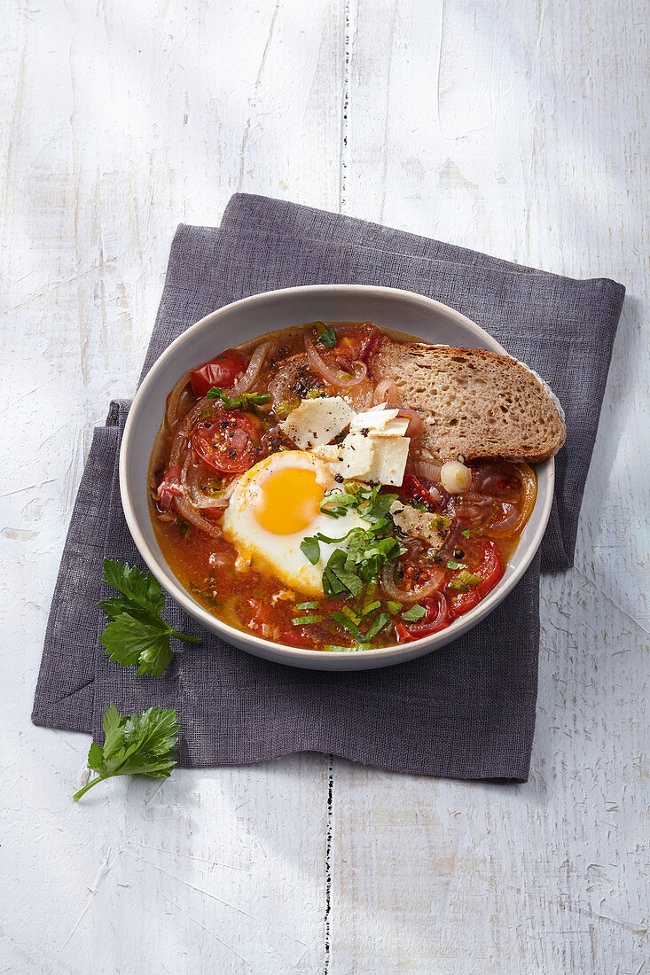 Aqua cotta – Tuscan bread soup