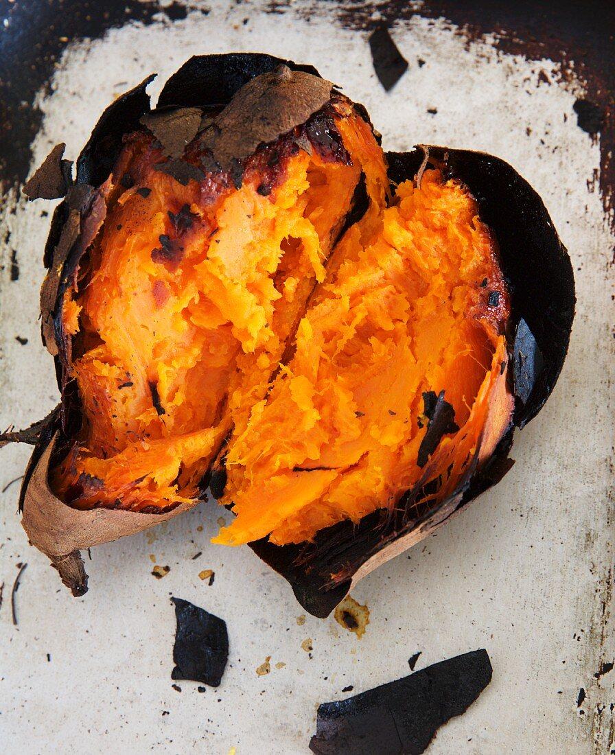 Sweet Potato In Skin