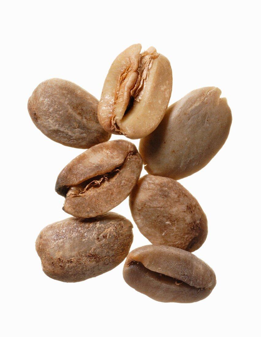 Haiti Arabica coffee beans