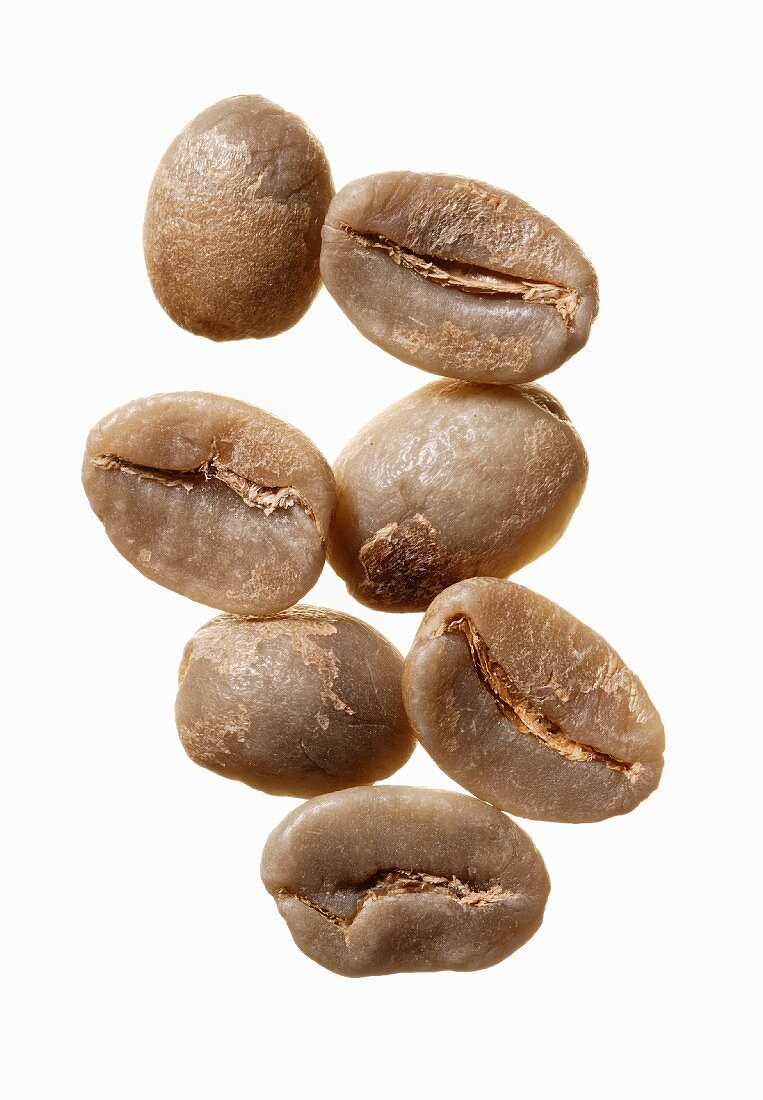 Raw coffee, India Plantation