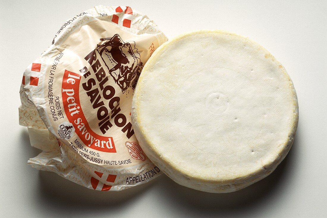 Reblochon Cheese with Wrapper