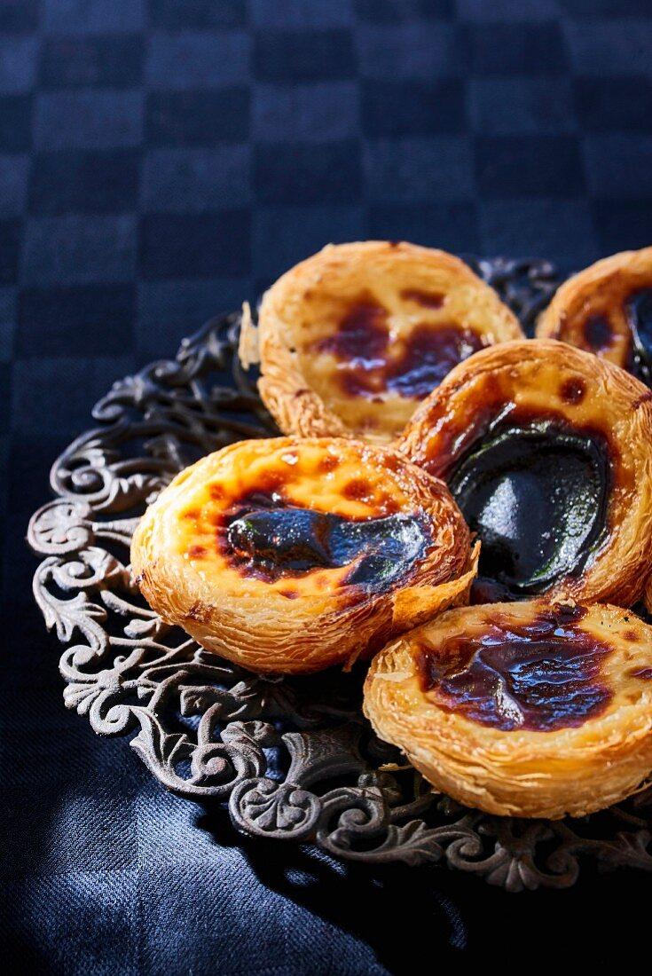 Pastéis de nata (Portugal)