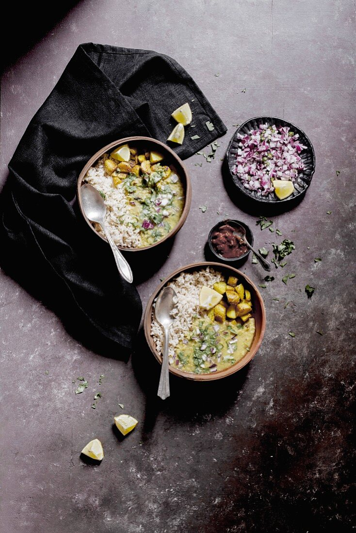 Dal and Rice - Indian Comfort Food