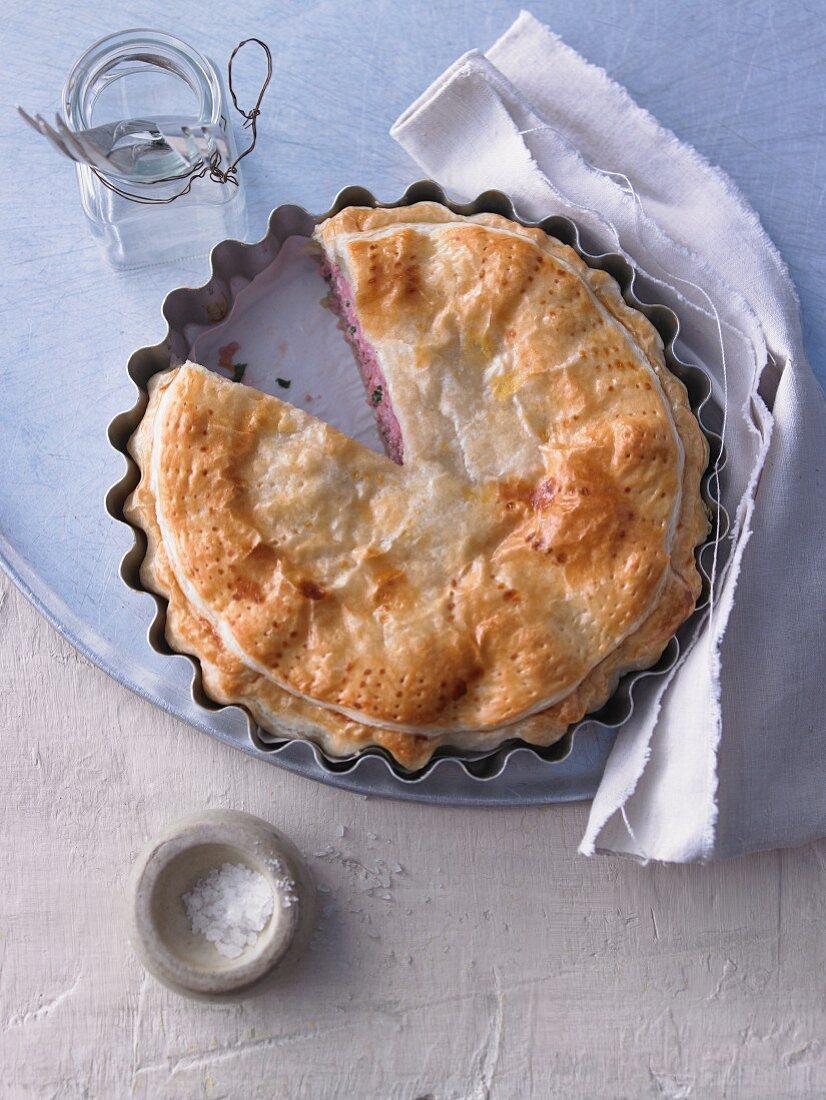 Chur meat pie