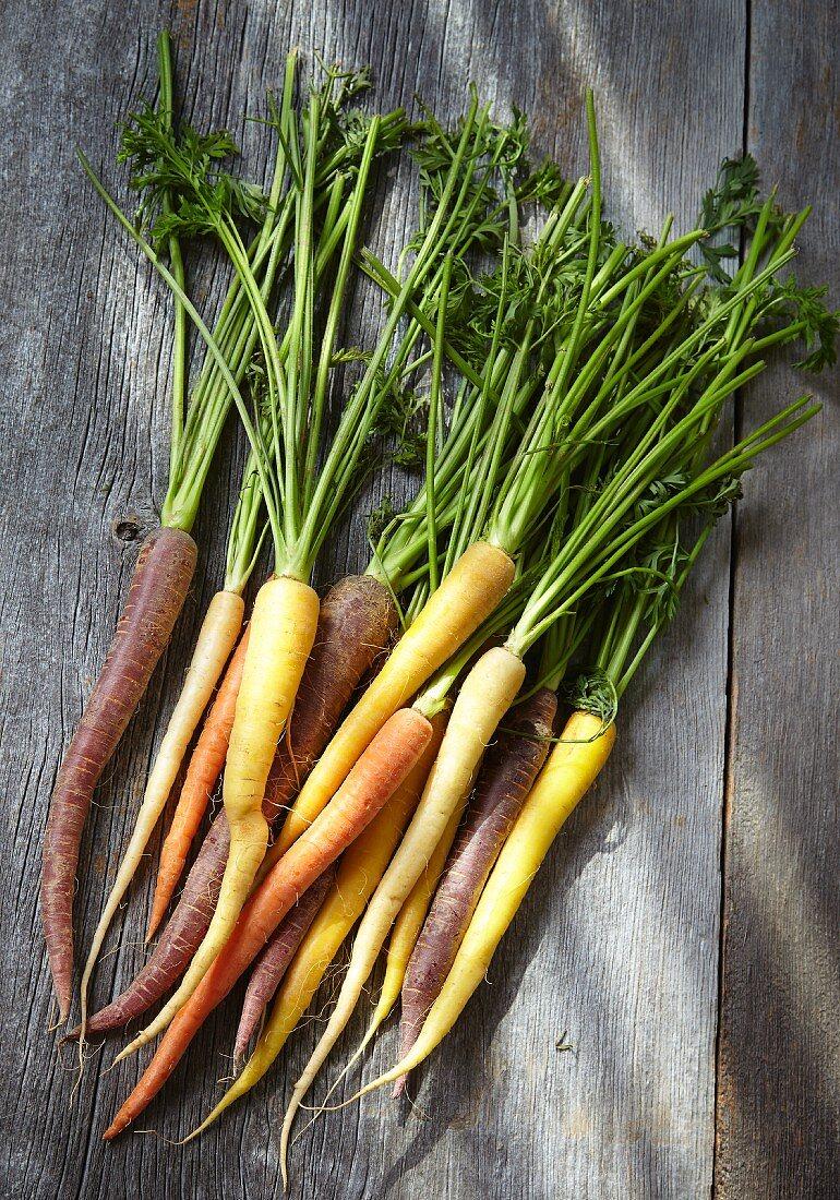 Rustic Carrots