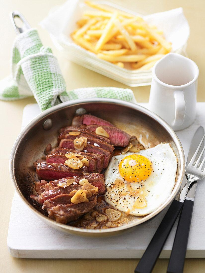 Portuguese Steaks
