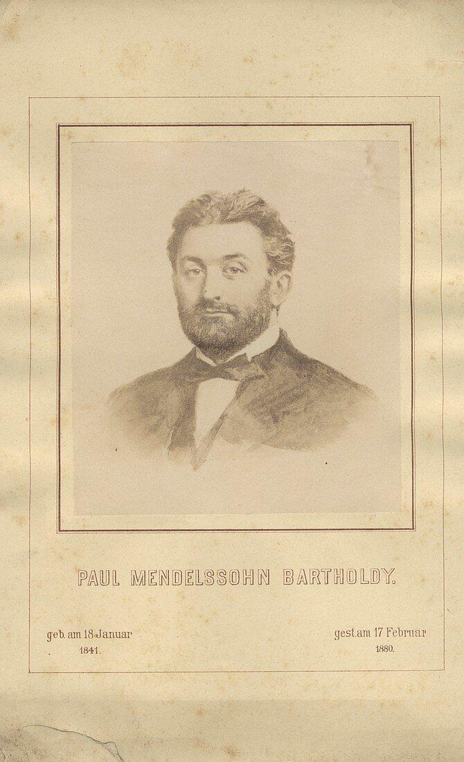 Paul Mendelssohn Bartholdy, German chemist