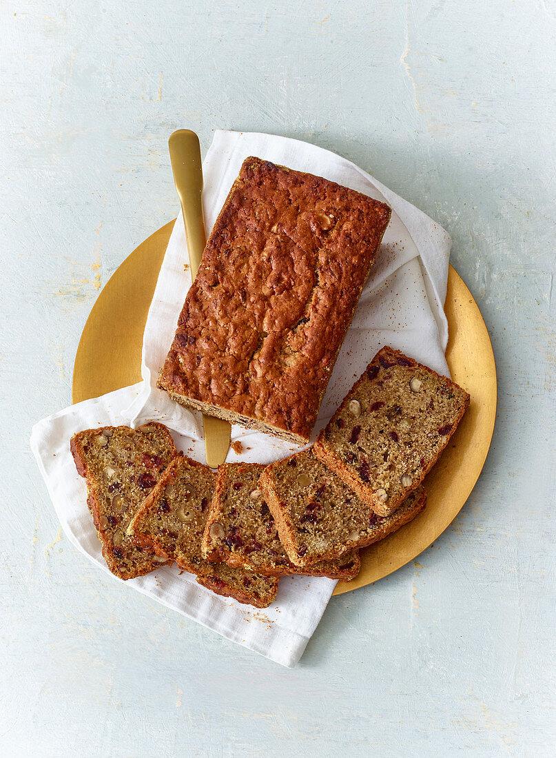 Sweet Advent bread