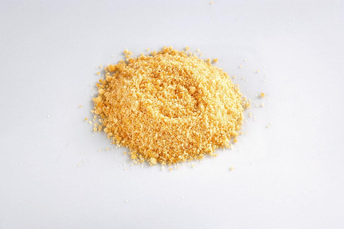 Red sugar from Guangdong, China