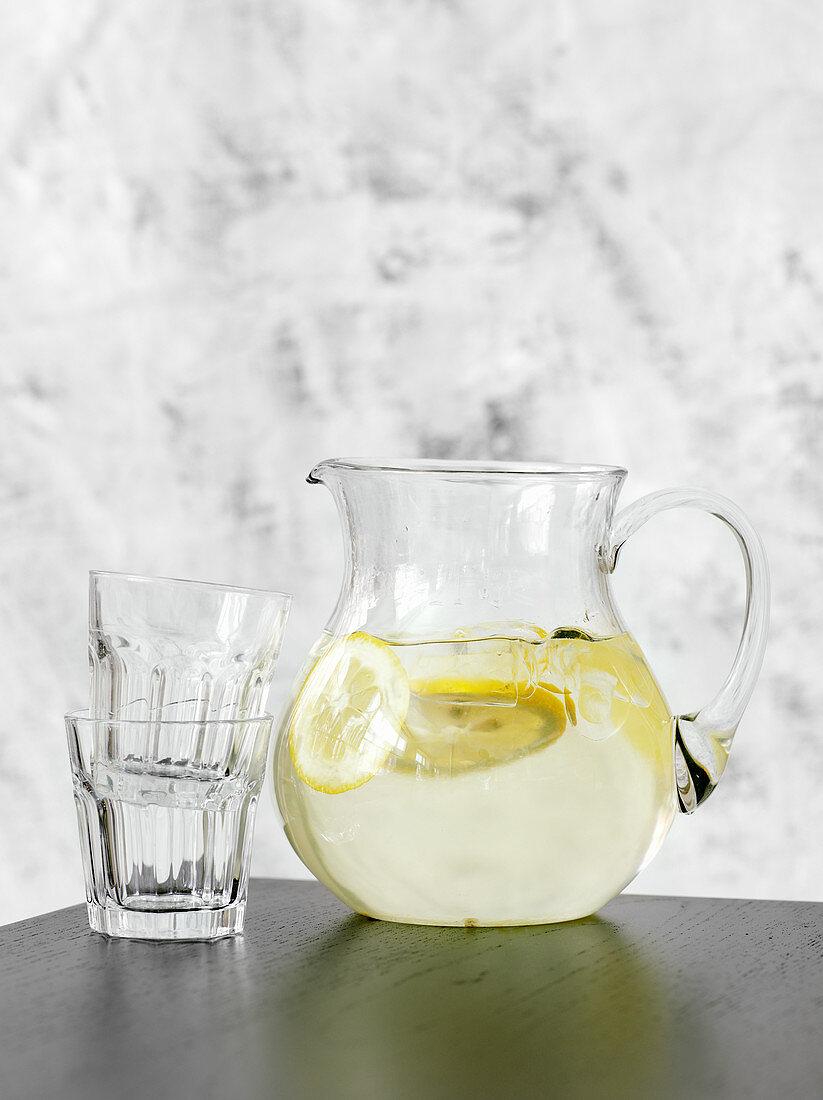 Swedish elderflower juice