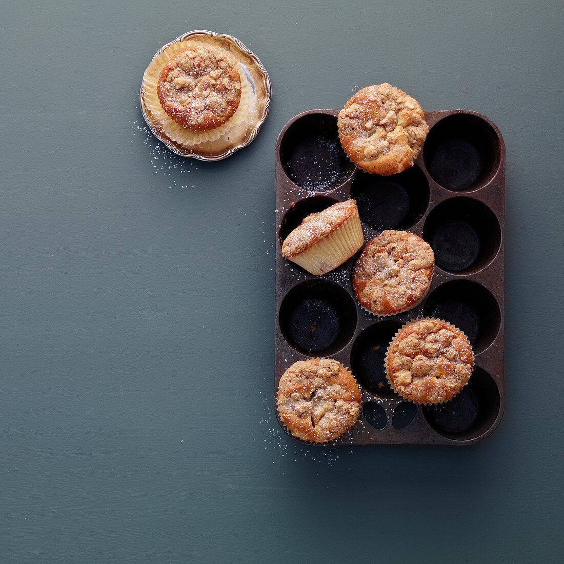 Pear muffins