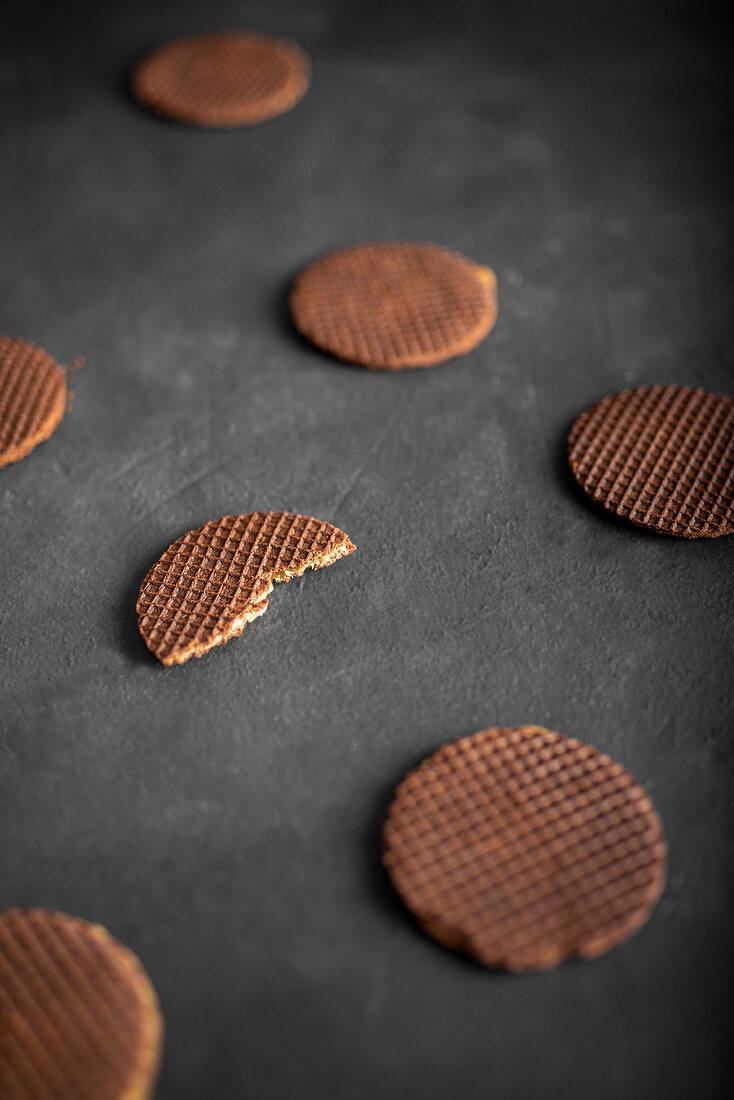 Stroopwafel - Dutch syrup waffles