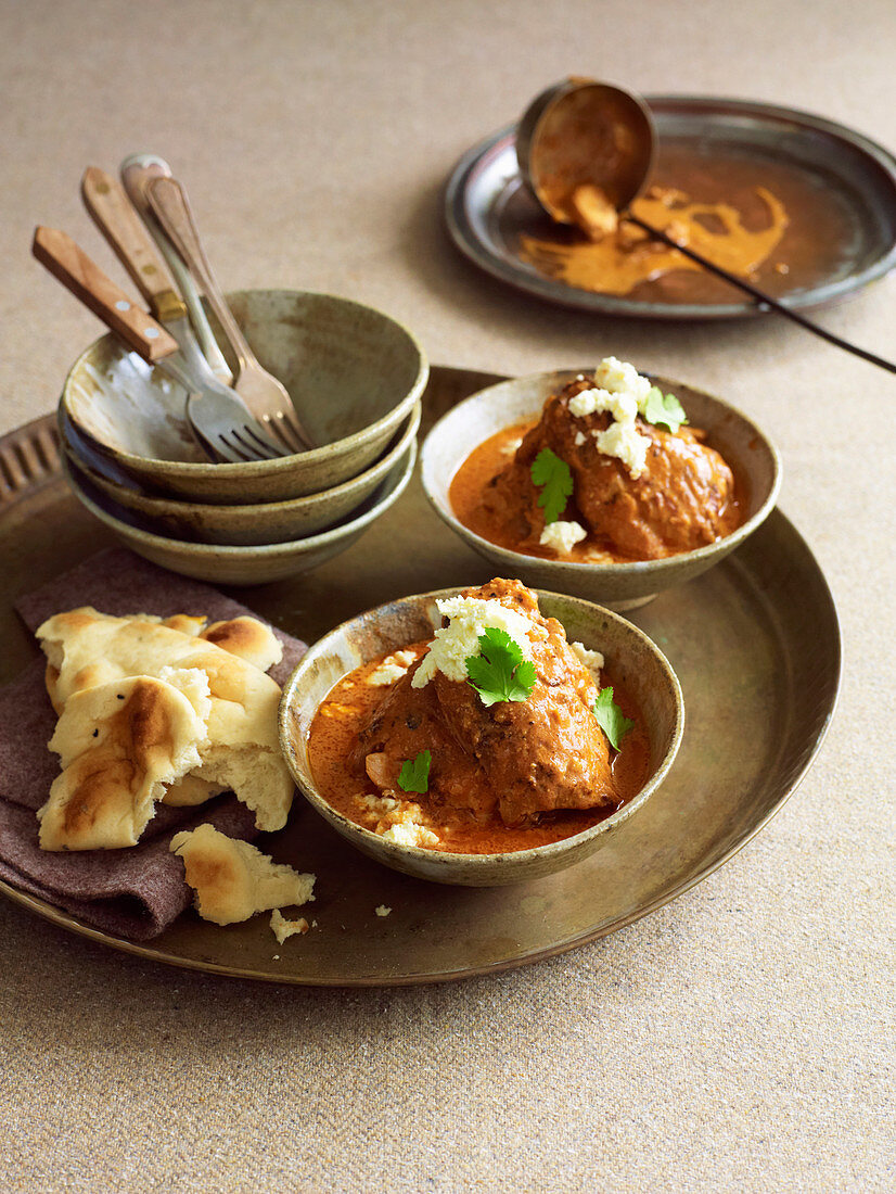 Butter Chicken (Slow cooking)