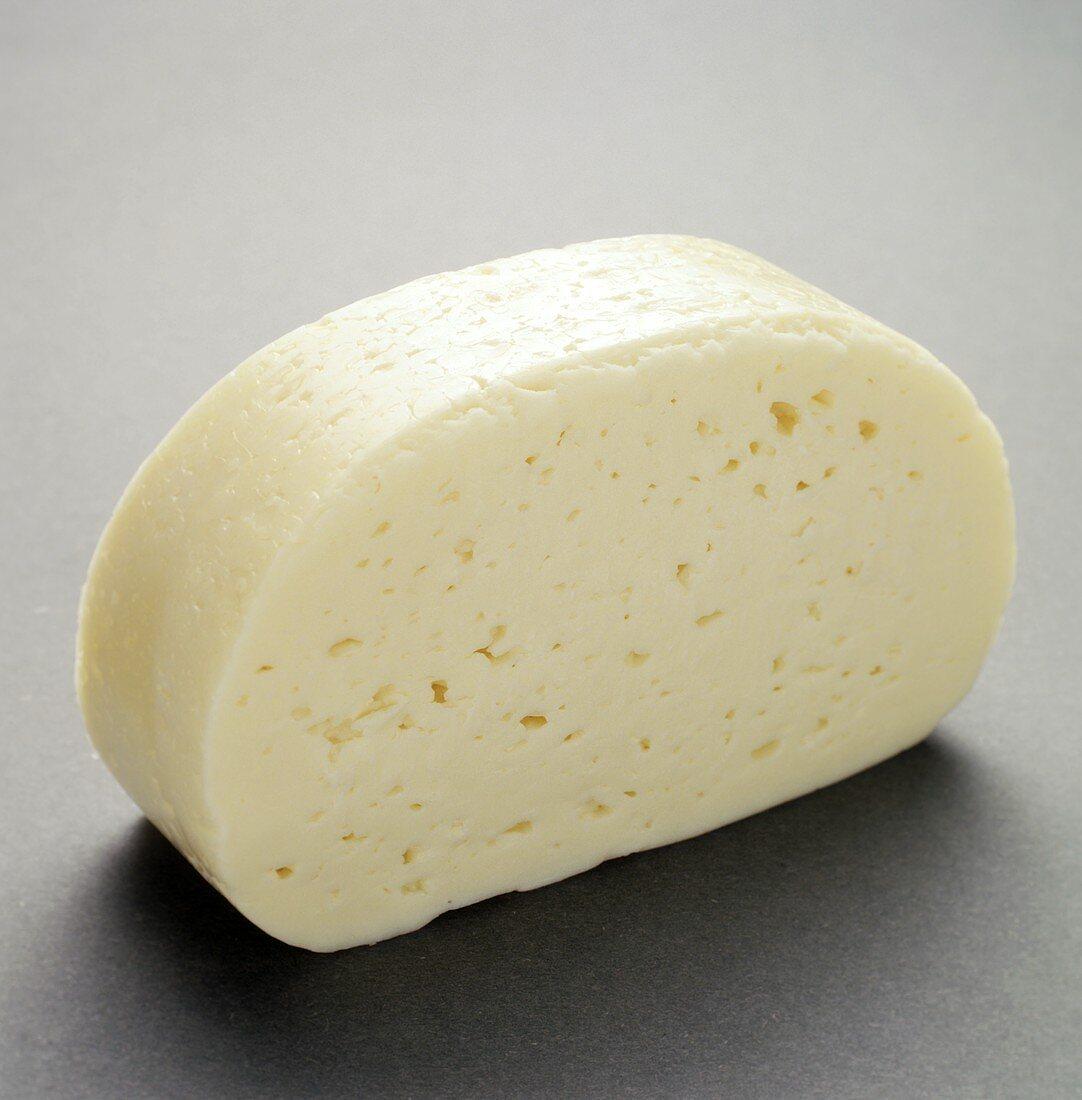 A piece of butter cheese (Butterkaese)