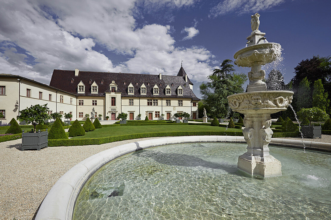 Chateau Ampuis, E.Guigal, Northern Rhone, France